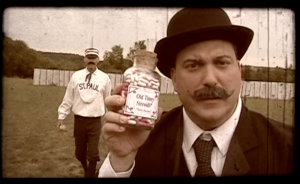 Old Timey Steroids