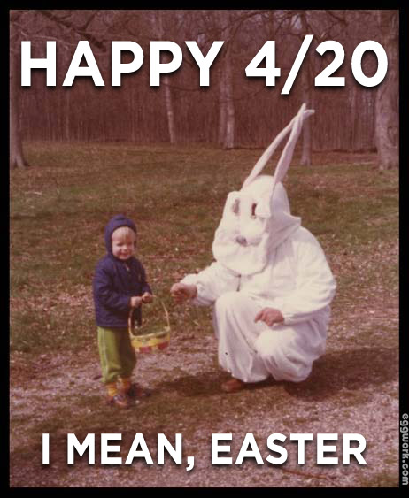 4-20 Easter Bunny