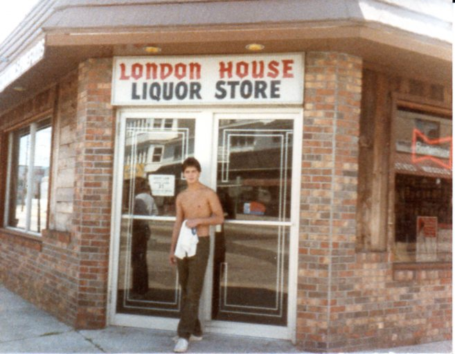 London House Liquor Store