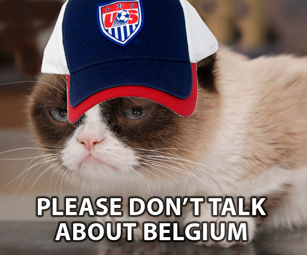 grumpy cat USMNT