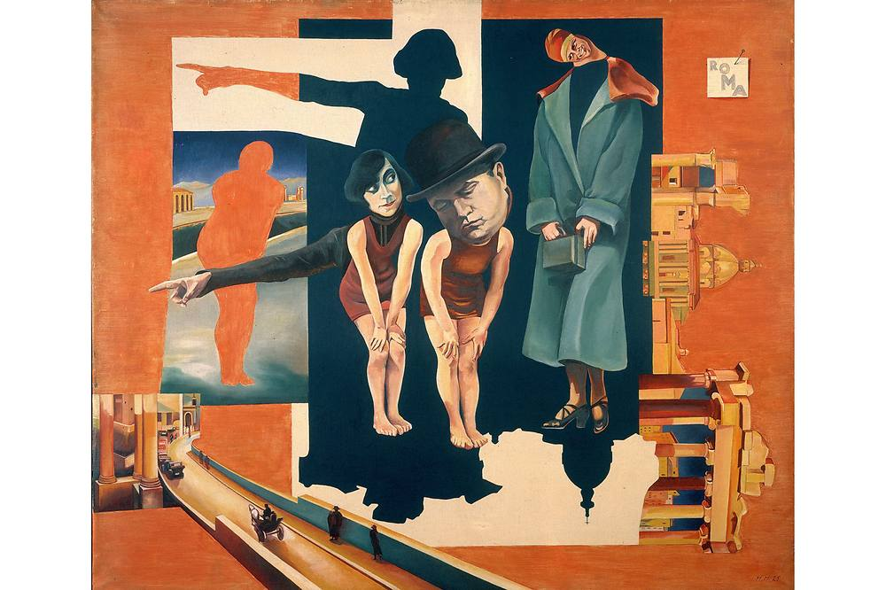 Hannah-Hoch-Roma-Chaos-and-Classicism-Guggenheim
