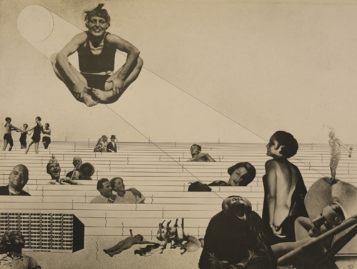 Iwao-Yamawaki-Bather-Collage-1933