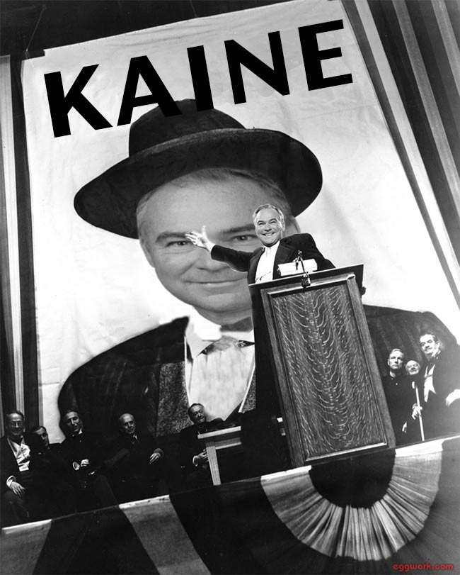 Citizen Kaine